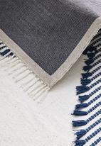 Sixth Floor - Lambent rug - navy
