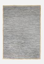 Sixth Floor - Jacmel rug - grey