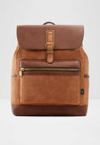 ALDO - Glilavie mens handbag - tan