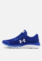 Under Armour - UA charged bandit 5 - royal & white