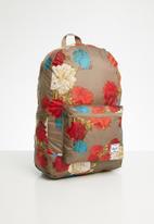 Herschel Supply Co. - Packable daypack packable - multi