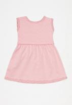 Hello Kitty - Single jersey dress - pink