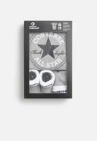 Converse - Classic boxed set - grey