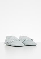 shooshoos - Miss brittany mocassin - grey