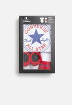 Converse - Converse classic boxed set - red & white