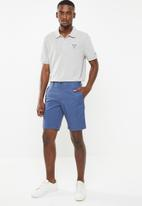 GUESS - Guess classic polo - grey