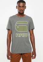 G-Star RAW - Cadulor tee - green