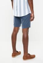 Tommy Hilfiger - Brooklyn twill shorts - navy