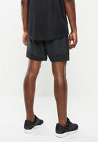 adidas Performance - 4krft 8inch sport woven shorts - black