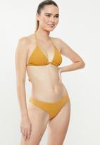 Cotton On - Classic full bikini bottom - yellow