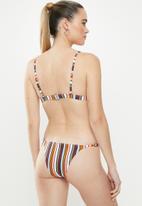 Cotton On - Tanga brazilian bikini bottom - multi