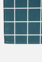 Sixth Floor - Check-in napkin set of 4 - green