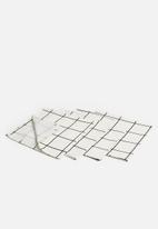Sixth Floor - Check-in napkin set of 4 - white