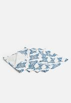 Sixth Floor - Satoni napkin set of 4 - blue