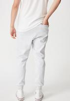 Factorie - Basic track pant - grey