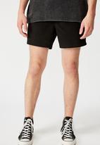 Factorie - Resort shorts - black