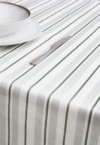 Sixth Floor - Pinn table cloth - grey