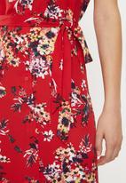 Jacqueline de Yong - Treats long dress - multi