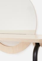 Native Decor - Riley desk - natural