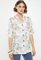 Superbalist - Printed resort shirt - multi