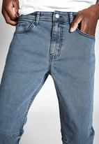 Cotton On - Tapered leg jean - blue