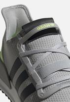 adidas Originals - U_Path Run - grey / core black / hi-res yellow