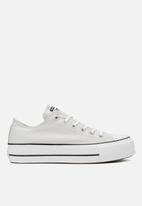 Converse - Chuck Taylor All Star Lift - mouse white