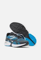 Nike - Ghoswift - black/white/blue stardust-wolf grey