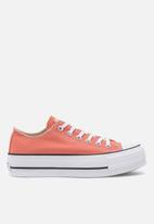 Converse - Chuck Taylor All Star Lift - desert peach / white