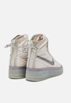 Nike - Air Force 1 Shell - desert sand / spruce aura / atmosphere grey