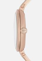 DKNY - Eastside rose gold watch eastside ss - rose gold watch