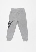 Nike - Nike boys futura cuff pant - grey