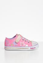 Skechers - Sparkle glitz - pink & purple