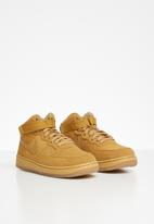 Nike - Force 1 mid lv8 3 - wheat/gum light brown