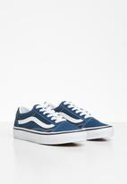 Vans - Uy old skool - blue & white