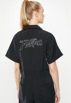 adidas Originals - Adidas lifestyle jumpsuit - black