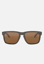 Oakley - Holbrook xl prizm tungsten polarized 59mm - brown
