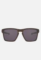 Oakley - Sliver xl prizm grey lens 57mm - matte brown