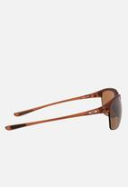 Oakley - Unstoppable prizm tungsten lens 65mm - brown