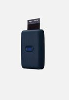 Fujifilm - Instax link mini printer - dark denim