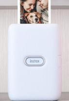 Fujifilm - Instax link mini printer - ash white