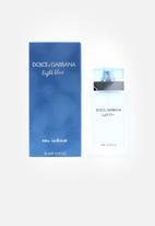 Dolce & Gabbana - D&G Light Blue Eau Intense Pour Femme Edp - 50ml (Parallel Import)