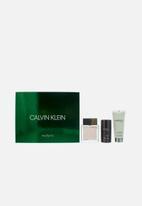 CALVIN KLEIN - CK Euphoria For Men Edt Gift Set (Parallel Import)