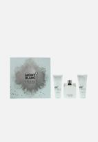 Mont Blanc - Mont Blanc Legend Spirit Edt Gift Set For Him (Parallel Import)