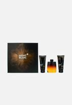 Mont Blanc - Mont Blanc Legend Night Edp Gift Set For Him (Parallel Import)