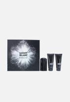 Mont Blanc - Mont Blanc Emblem Gift Set For Him (Parallel Import)