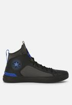 Converse - Chuck Taylor All Star mid - black / carbon grey / hyper royal