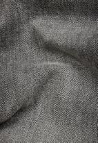 G-Star RAW - 3301 High straight ankle - grey