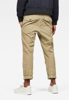 G-Star RAW - Torbin straight tapered pants - khaki