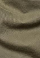 G-Star RAW - Bronson army paperbag - khaki